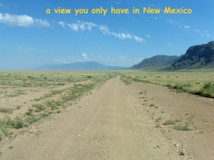 New Mexico view-blog